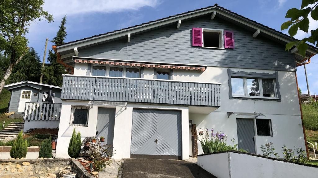 Maison Familiale De Campagne Arc Immobilier Moutier Jura Bernois
